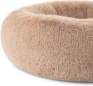 Bedsure donut dog bed for anxiety