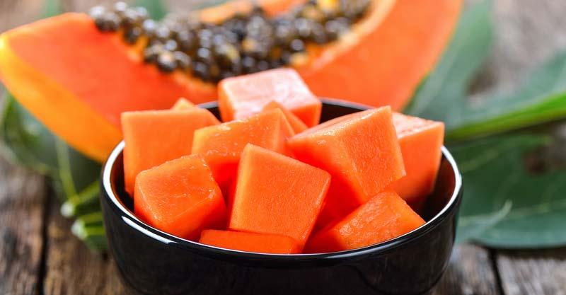 Papaya slicer for Poodle